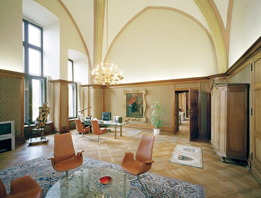Bürgermeisterzimmer Aachen