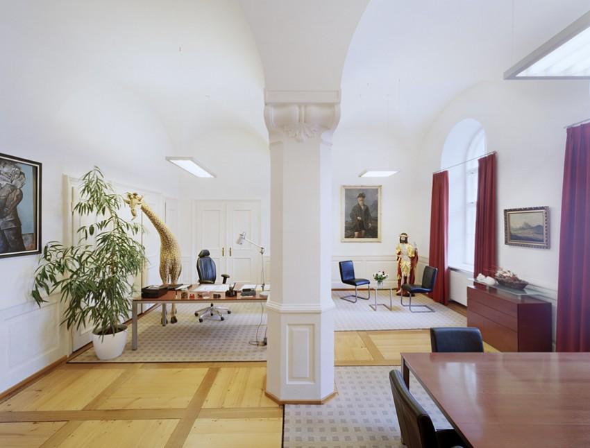 Bürgermeisterzimmer Füssen