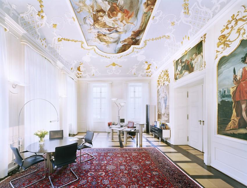 Bürgermeisterzimmer Schwäbisch-Hall